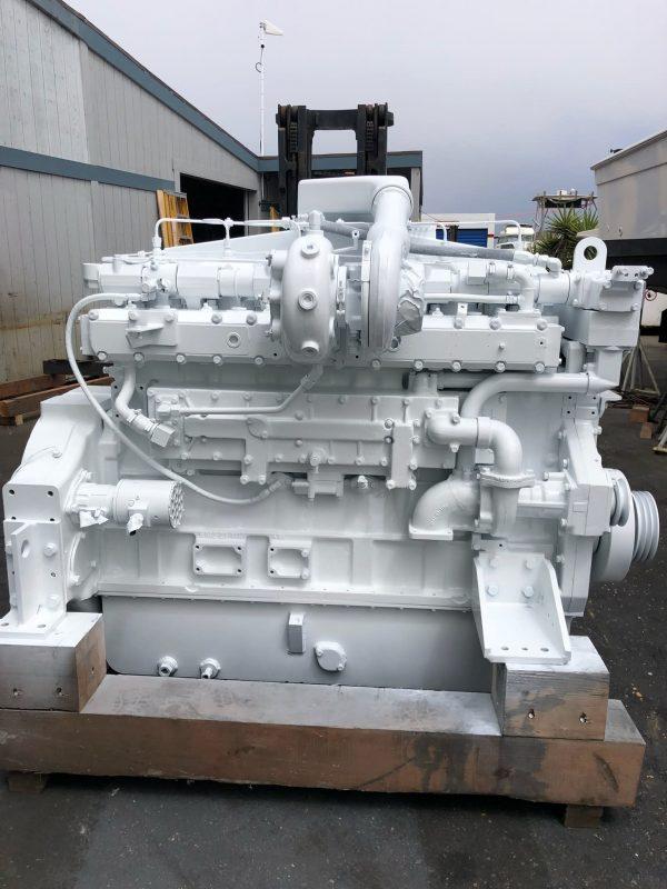 Lugger L6170 700HP - Peninsula Diesel
